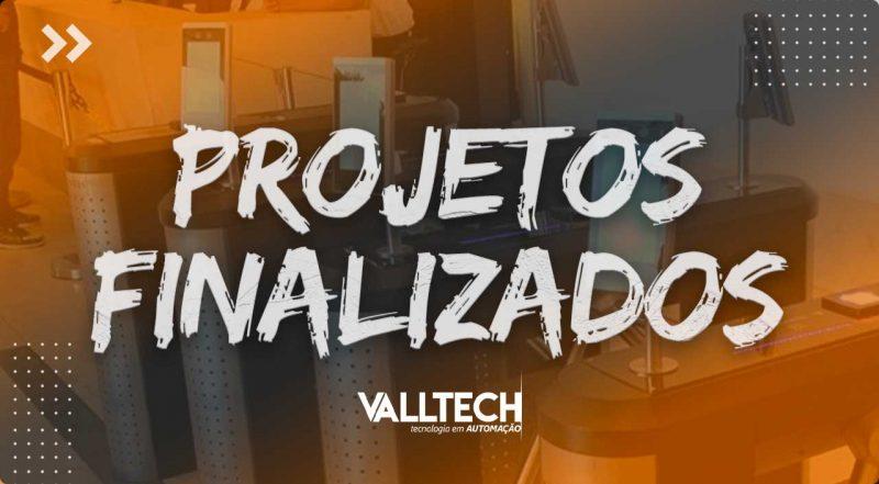 projetos finalizados